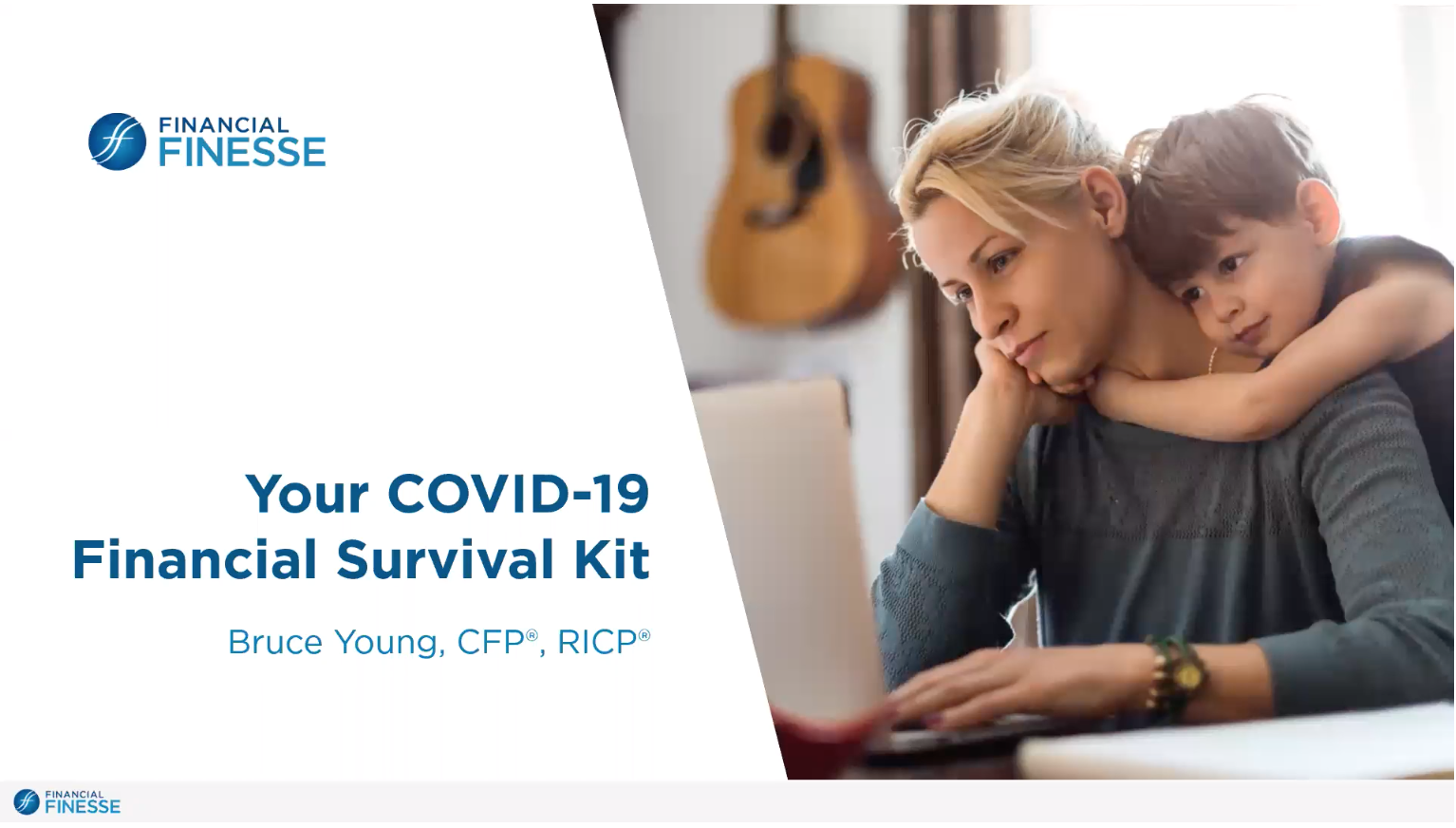 VIDEO: Your COVID-19 Financial Survival Kit