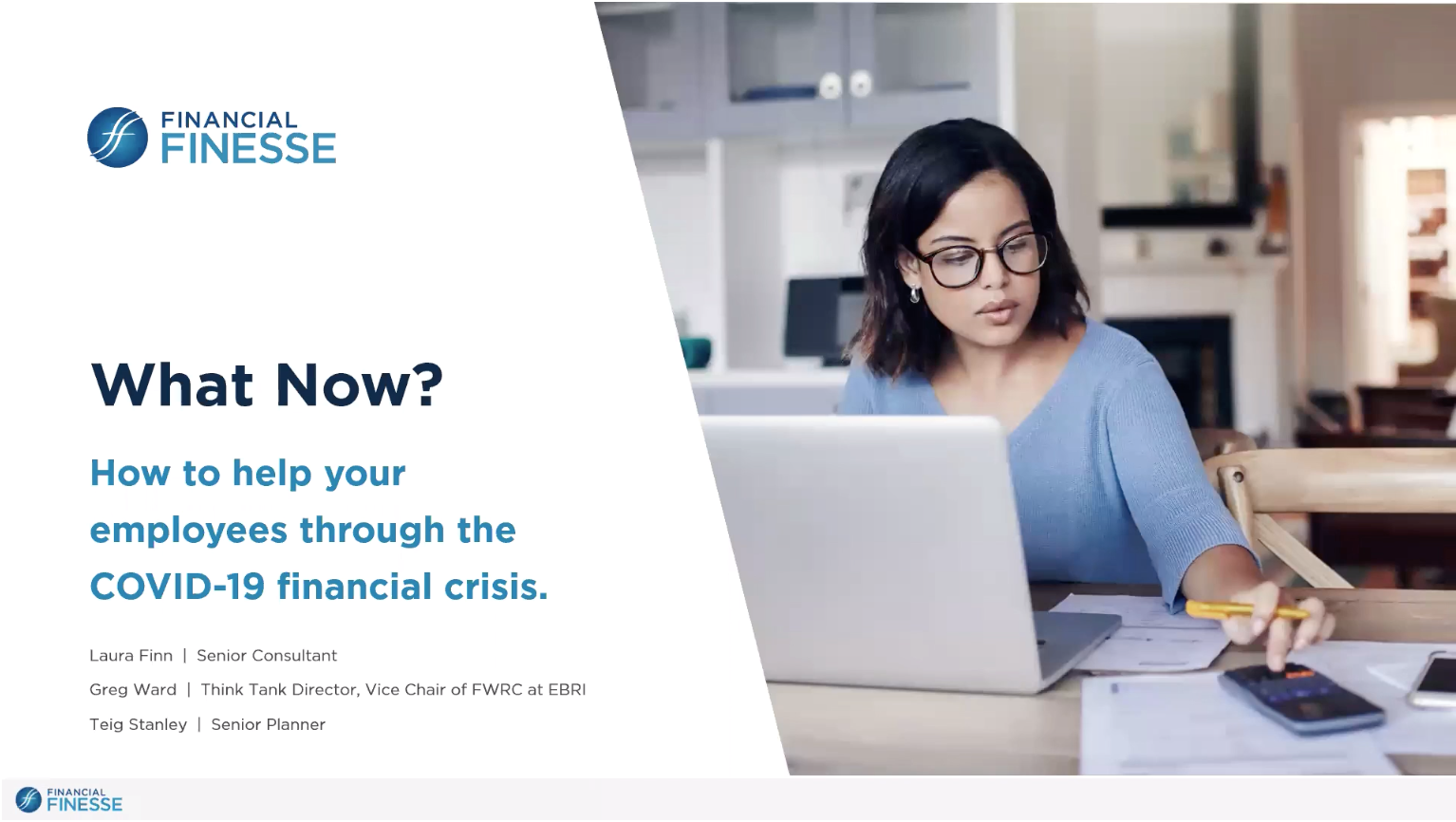 VIDEO: How to Help Your Employees Through the COVID-19 Financial Crisis