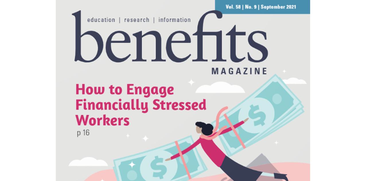 Benefits Magazine - September 2021